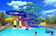 аквапарк water kingdom, мумбаи — индия